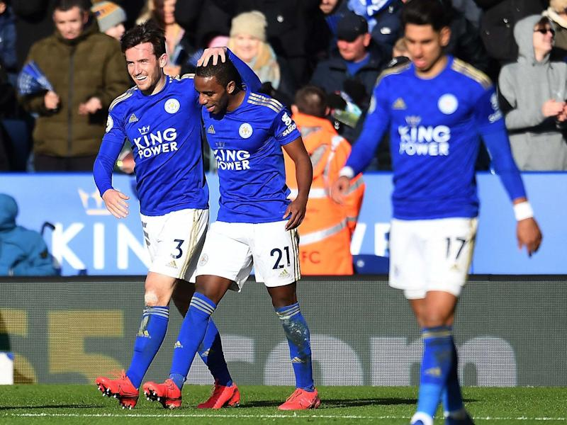 Leicester travel to Wolves on Friday night: EPA