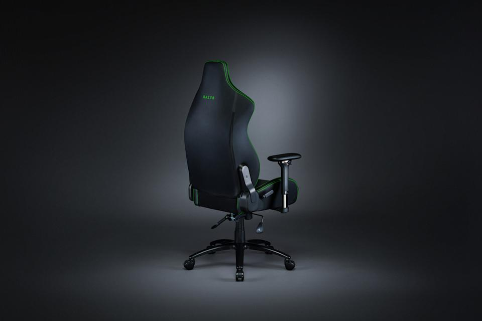 Razer Iskur gaming chair (back)