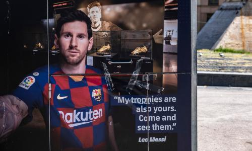For Lionel Messi and Barcelona things will never be the same again