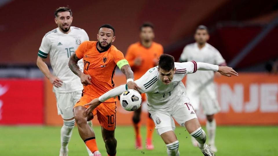 Holland v Mexico -International Friendly | Soccrates Images/Getty Images