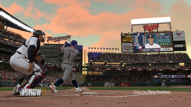 How do you improve on the best MLB game out there? A new stance editor and improved franchise mode, that's how.
