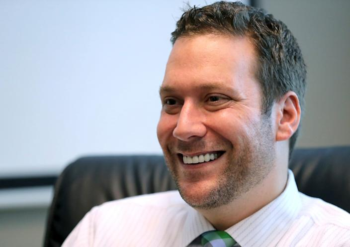 Joel Greenberg pleaded guilty to sex with a 17-year-old.