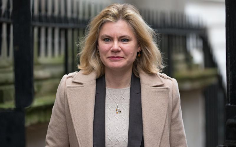 Education Secretary, Justine Greening  - Copyright (c) 2017 Rex Features. No use without permission.