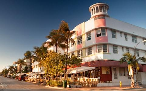 Ocean Drive, South Beach, Miami - Credit: Pgiam/Pgiam