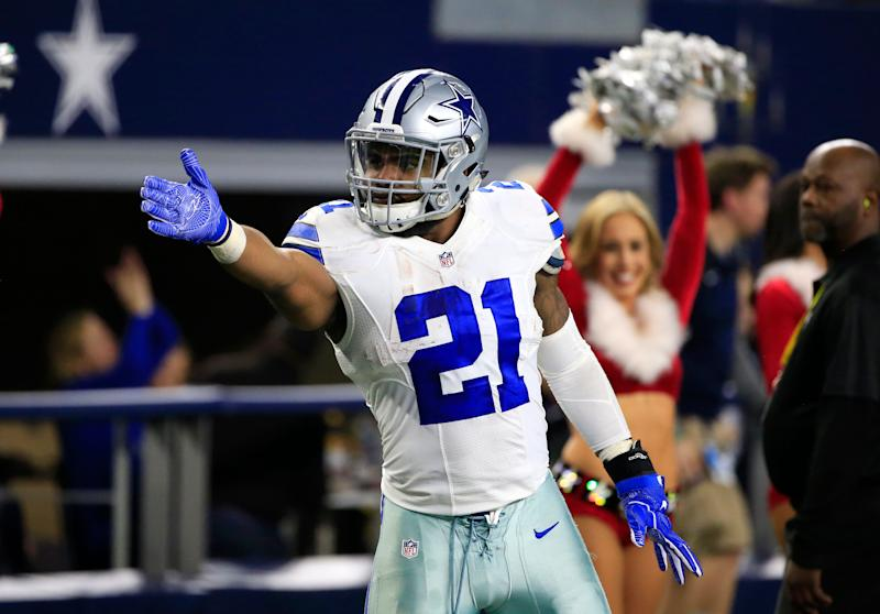 Jason Garrett: Ezekiel Elliott 'someone we believe' in