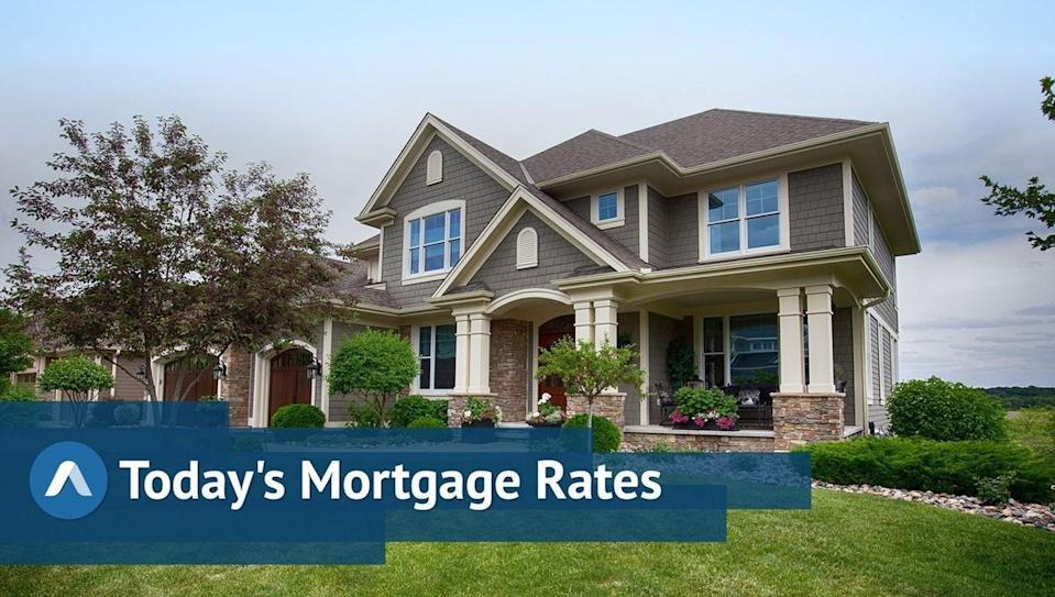 Current Mortgages -- October 20, 2020: Rates Holding at Record Lows