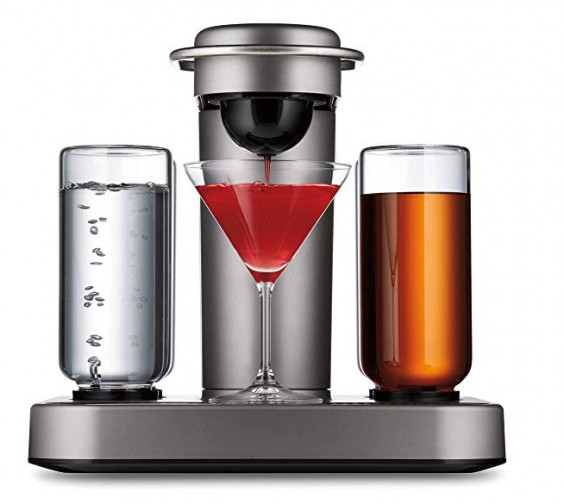 Winfrey suggests a cocktail-machine this holiday season (Amazon)
