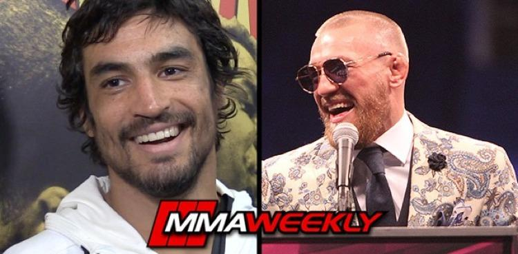 Watch: Kron Gracie responds to Conor McGregor after win at