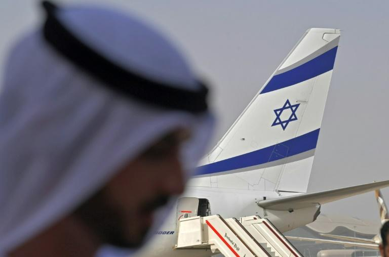 Israeli tech start-ups take on the Emirates