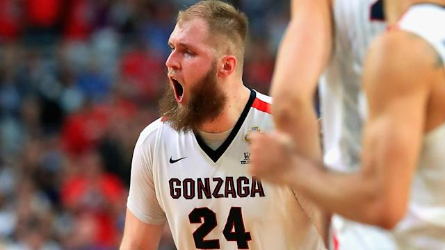 Four of Gonzaga's frontcourt group have proven to be integral pieces in the Bulldogs' march to the title game.