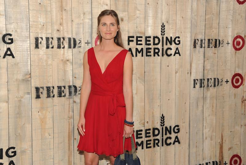 FEED founder Lauren Bush Lauren arrives at the FEED USA Target launch event on Wednesday, June 19, 2013 in New York. (Photo by Evan Agostini/Invision/AP) -- Daughter of Neil Bush & Sharon Smith (Bush's first wife)