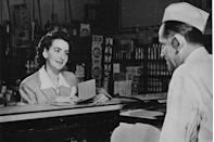 <p>Between the Great Depression and World War II, Americans were weary of anything that encouraged them to spend their hard earned money. During the war, advertisers even began telling housewives that supporting Father's Day was also a way to support their husbands away at war <em>and</em> the war itself. </p>