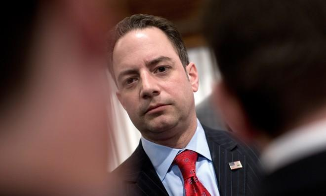"""I don't believe we need to act like Old Testament heretics,"" Republican National Chairman Reince Priebus says of the party's need to address same-sex marriage."