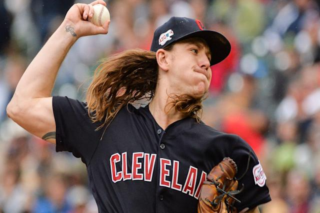 More than meets the eye, Indians' unlikely ace Mike Clevinger is ready for the spotlight