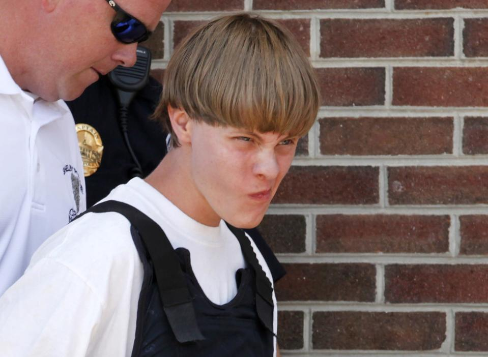 Charleston church shooting: 9 killed; suspect in custody