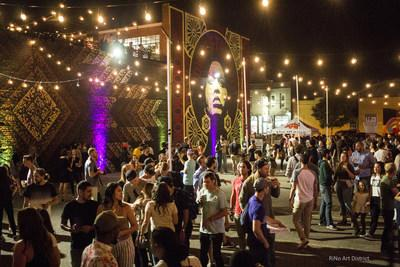 Denver's Summer Finale spans more than a month with sporting events, headliner concerts, live performing arts, blockbuster museum exhibitions and festivals, including the CRUSH Walls street art festival, pictured here. (Credit: RiNo Art District)