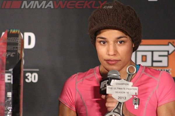 """Julianna Pena's Coach Refutes Injury Claims: """"There Wasn't Any Horseplay or Assault"""""""