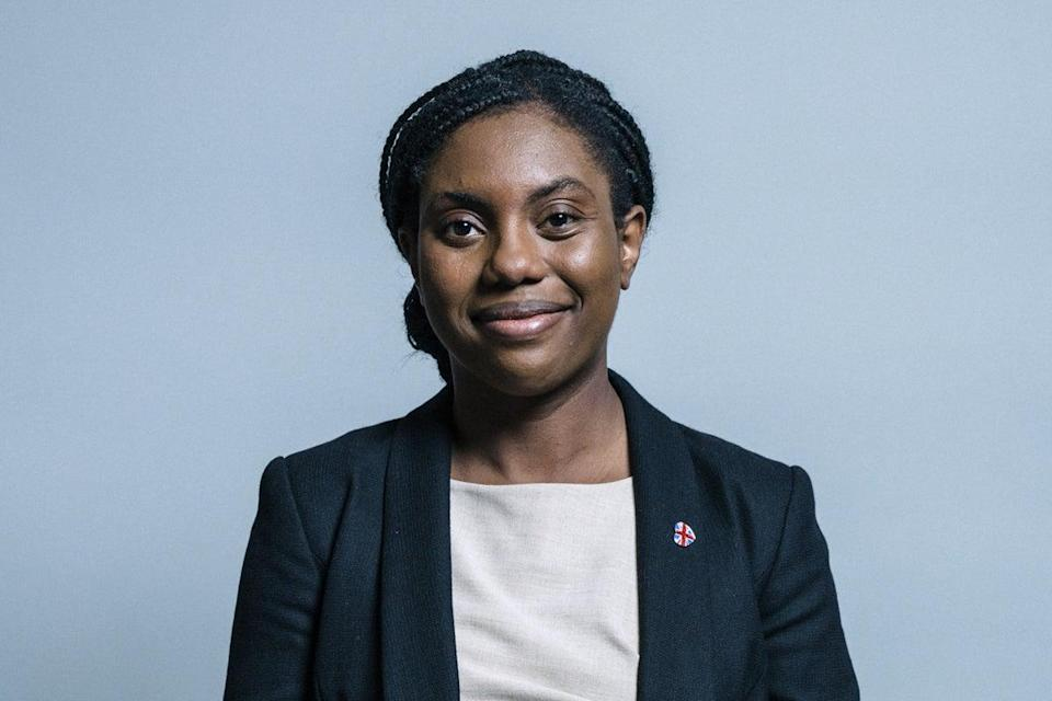 Equalities minister Kemi Badenoch has ruled out incorporating CRT into the curriculum  (UK Gov)