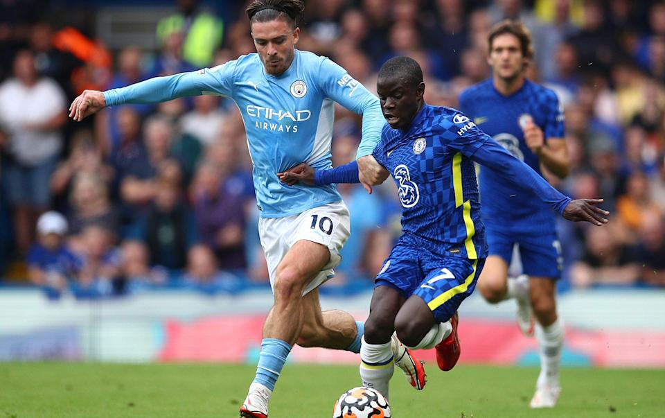 Kante will miss Chelsea's trip to Juventus - Getty Images