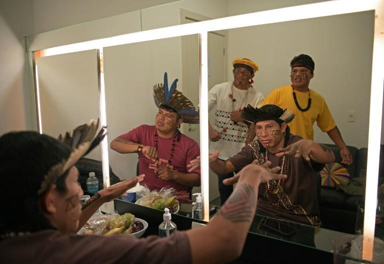 Bro MC's are recognized as the first indigenous rap group in Brazil, a country whose 900,000 native inhabitants have endured a long history of mistreatment and violence