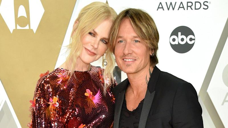 Nicole Kidman and Keith Urban Are Still Country's Hottest Couple at 2019 CMA Awards
