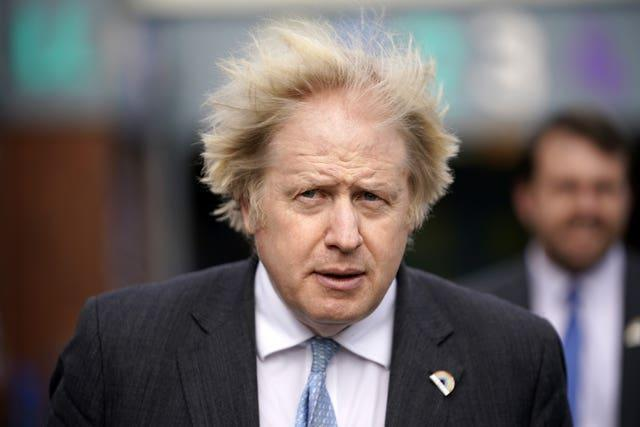 Prime Minister Boris Johnson has ruled out imposing green taxes on meat products