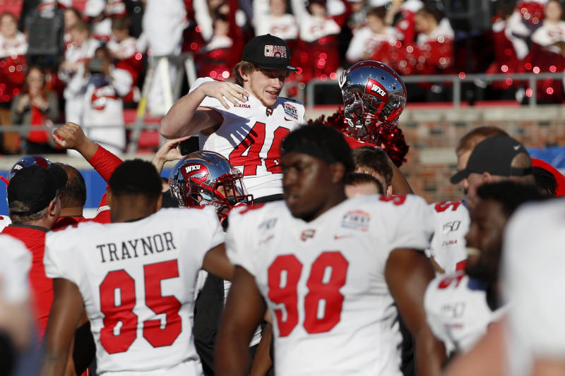 Western Michigan Broncos vs Western Kentucky Hilltoppers - First Responders Bowl Preview & Pick