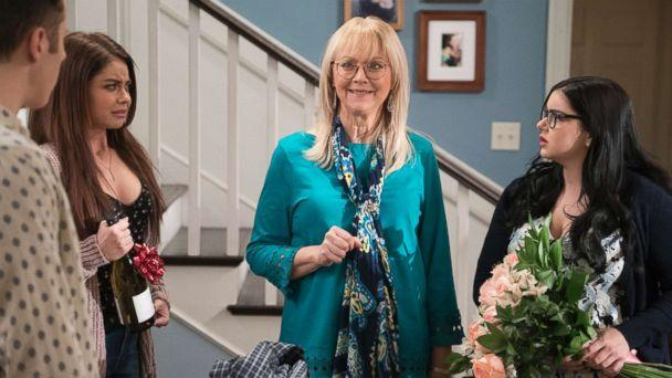 PHOTO: Shelly Long as Dede on an episode of 'Modern Family,' aired May 2, 2018. (Eric McCandless/ABC)