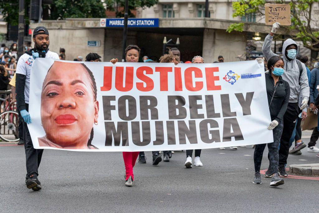 "<p>There was an outcry last month when the British Transport Police said they would not be pursuing a case after railway worker Belly Mujinga died from Coronavirus, after reportedly being spat at  by a man who claimed he had the virus while at work.</p><p>Following a huge campaign, including many holding posters demanding justice for Mujinga's family at Black Lives Matter protests at the UK, the <a href=""https://www.bbc.co.uk/news/uk-england-london-52938155"" target=""_blank"">CPS is reviewing the evidence.</a> The move comes after more than 1.5 million people <a href=""https://www.change.org/p/govia-thameslink-justice-for-belly-mujinga-justiceforbellymujinga"" target=""_blank"">signed a petition</a> in support of justice for Mujinga and her family.</p>"
