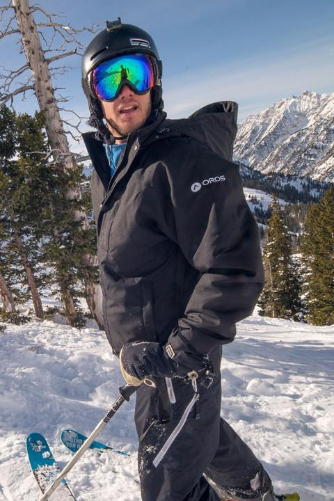 Suit Up Like A Nasa Astronaut With A Ski Jacket Insulated