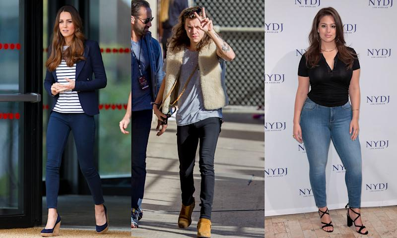 Kate Middleton, Harry Styles, Ashley Graham
