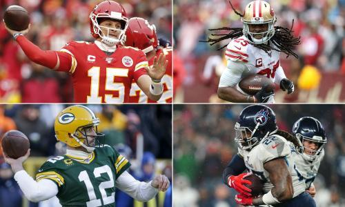 NFL conference championship picks: a Chiefs-Packers Super Bowl?