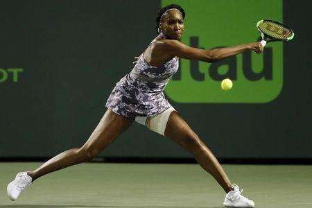 Venus Williams of the United States. h Geoff Burke-USA TODAY Sports