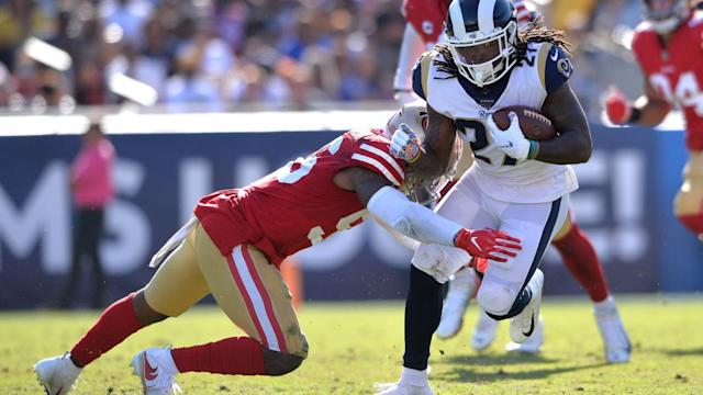 How to Watch Rams vs Falcons, NFL Week 7 Live Stream, Schedule, TV Channel, Start Time