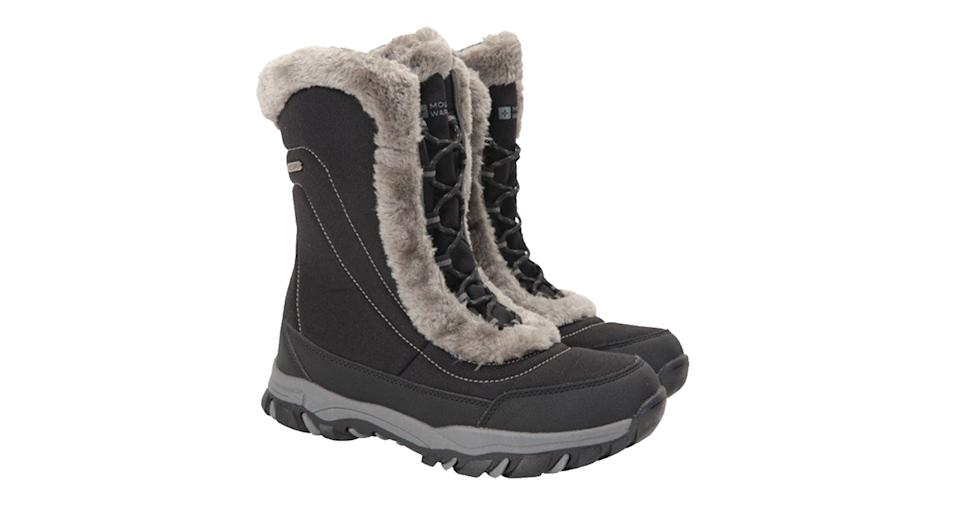 Ohio Womens Snow Boots