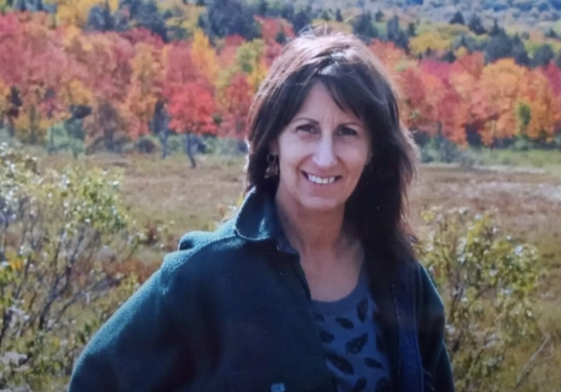 Jennie Wall, 57, is pictured.