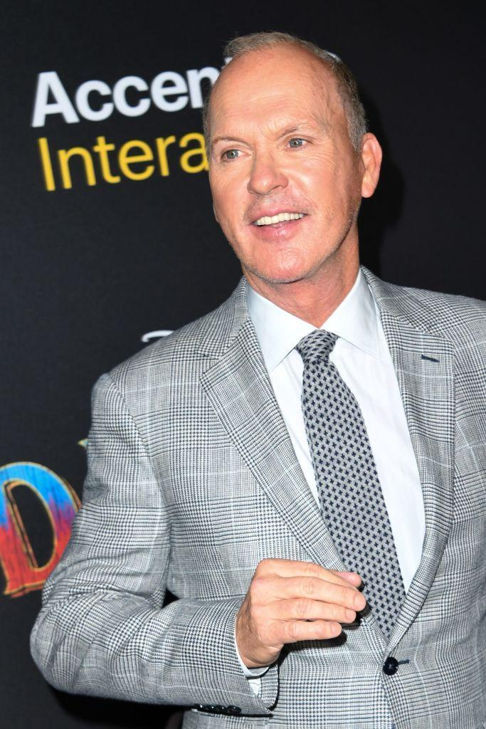 Michael Keaton is reprising his role of