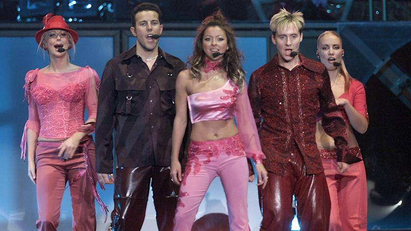 The group split after they finished their Gold tour in 2001 (Image: Getty Images)