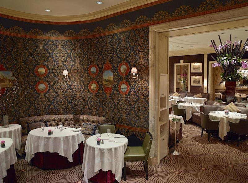 The Carlyle is dripping with art deco details (The Carlyle)