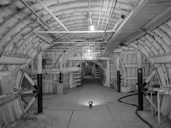 "<p>You won't find much to see when scanning a 57-acre parcel in rural Eastern Washington, but dive 155 feet below the ground and you'd find three 1960s-built silos that once housed nuclear-tipped <a href=""http://www.titanmissilemuseum.org/"" rel=""nofollow noopener"" target=""_blank"" data-ylk=""slk:Titan"" class=""link rapid-noclick-resp"">Titan</a> I rockets. These concrete and steel facilities with 14-foot-thick walls boast a mix of tunnels and oddly arranged underground rooms. Some were updated to host Titan II rockets, but all were eventually decommissioned as the military continued to modernize (though <a href=""http://www.popularmechanics.com/military/a9936/behind-the-scenes-at-a-rehearsal-for-armageddon-16355867/"" rel=""nofollow noopener"" target=""_blank"" data-ylk=""slk:airmen continue to man remote silos containing Minuteman III ICBMs"" class=""link rapid-noclick-resp"">airmen continue to man remote silos containing Minuteman III ICBMs</a>). These facilities were self-sufficient, including having their own water-treatment facilities, food, and fresh air supplies.<br></p>"