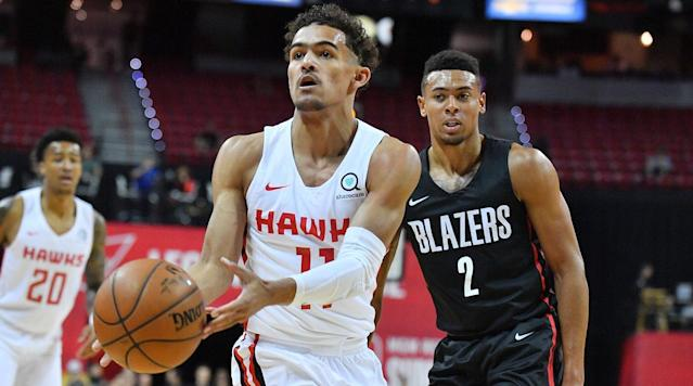 No incoming rookie has faced immediate criticism like Atlanta Hawks guard Trae Young. The Crossover defends his play at NBA Summer League and explains why people should stop comparing him to Stephen Curry.