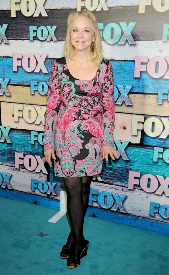 """Brett Butler (""""Anger Management"""") arrives at the Fox Summer 2012 All-Star Party on July 23, 2012 at the Soho House in West Hollywood, California."""