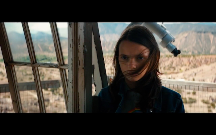 Keen in another shot from Logan