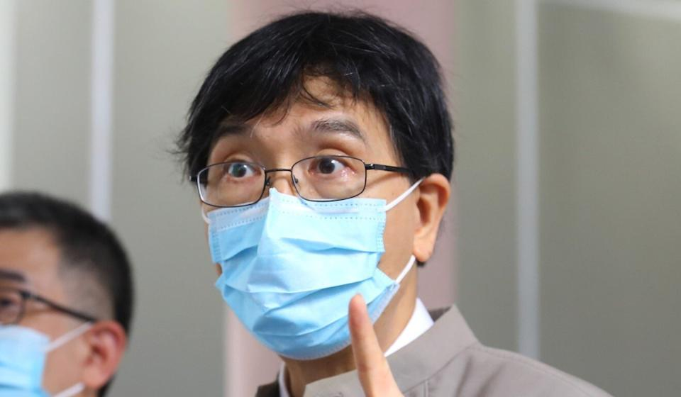 Professor Yuen Kwok-yung, infectious disease expert at the University of Hong Kong. Photo: Dickson Lee