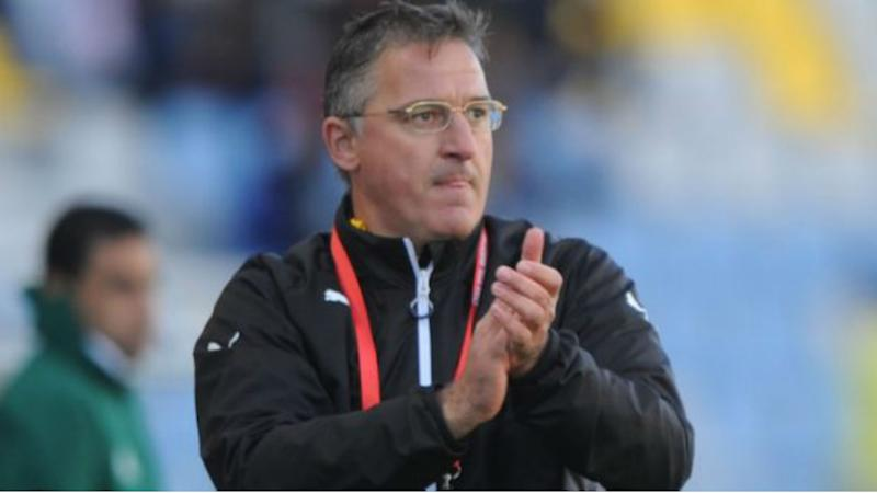 Angola and coach Srdjan Vasiljevic part ways by mutual consent