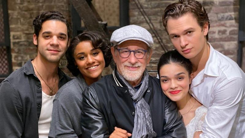 Steven Spielberg Wraps 'West Side Story,' Celebrates 'Endlessly Surprising' Experience With New Photos