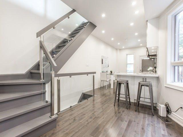 "<p><a rel=""nofollow"" href=""https://www.zoocasa.com/toronto-on-real-estate/5560853-717-palmerston-ave-toronto-on-m6g2r2-c4237079"">717 Palmerston Ave., Toronto, Ont.</a><br />The open concept home has hardwood floors and high ceilings.<br />(Photo: Zoocasa) </p>"