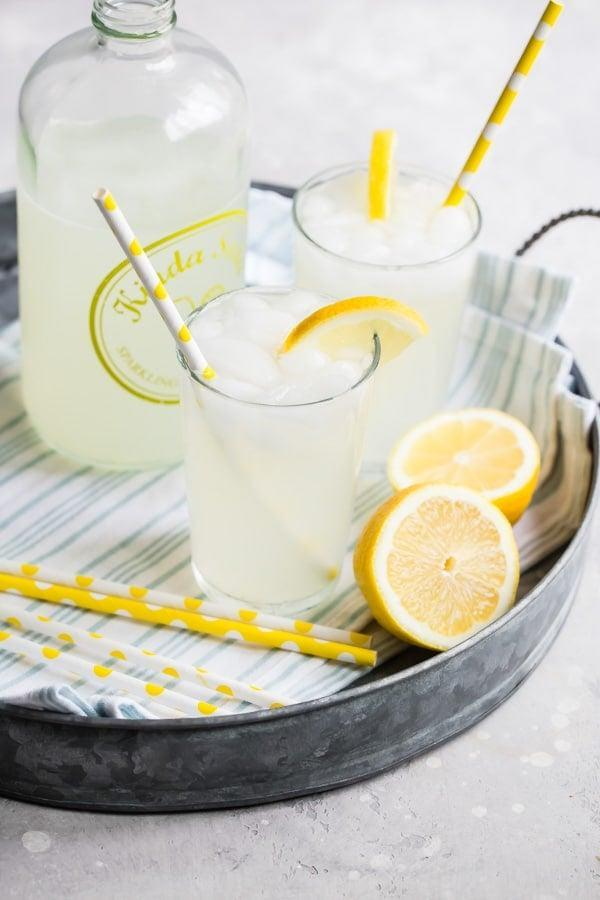 "<p>Those dwelling in Arizona are looking for refreshing lemonade recipes, and we can't blame them. There's nothing quite like a cold glass of freshly-squeezed juice on a hot afternoon.</p> <p><strong>Get the recipe</strong>: <a href=""https://www.culinaryhill.com/how-to-make-lemonade/"" class=""link rapid-noclick-resp"" rel=""nofollow noopener"" target=""_blank"" data-ylk=""slk:lemonade"">lemonade</a></p>"
