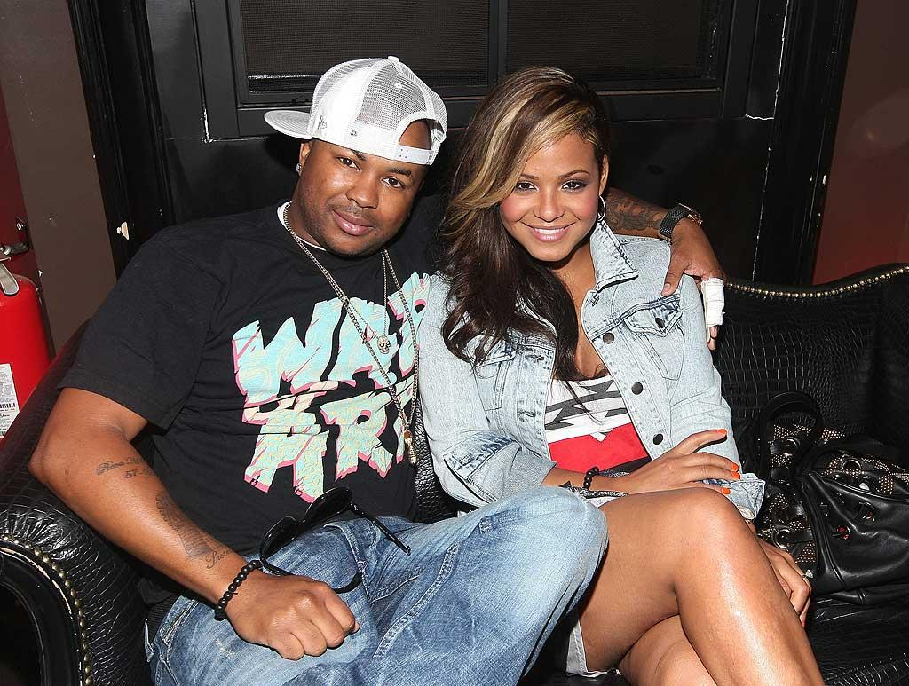"Though The-Dream and Christina Milian split just five months after their daughter Violet's birth, they were happy as can be when their little one arrived on February 26. Michael Loccisano/<a href=""http://www.gettyimages.com/"" target=""new"">GettyImages.com</a> - July 27, 2009"