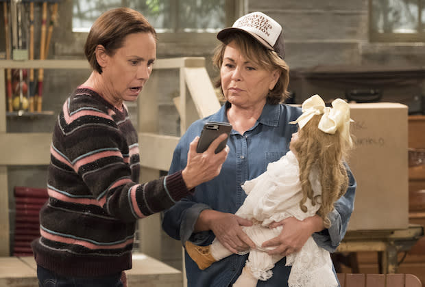 'Don't feel sorry for me, guys': Roseanne responds to show cancellation